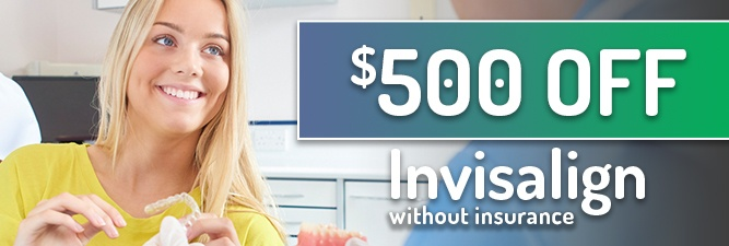 $1000 off invisalign without insurance
